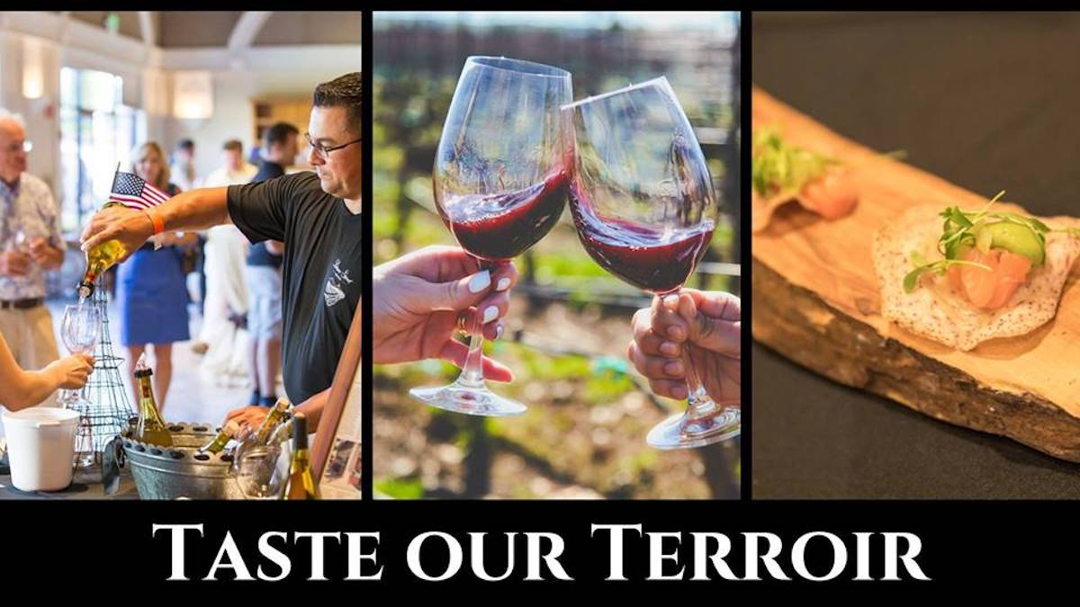 Taste Our Terroir in Livermore Valley Wine Country
